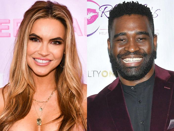 chrishell stause and keo motsepe