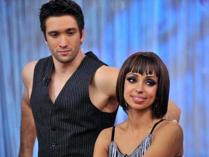MYa dancing with the stars dwts