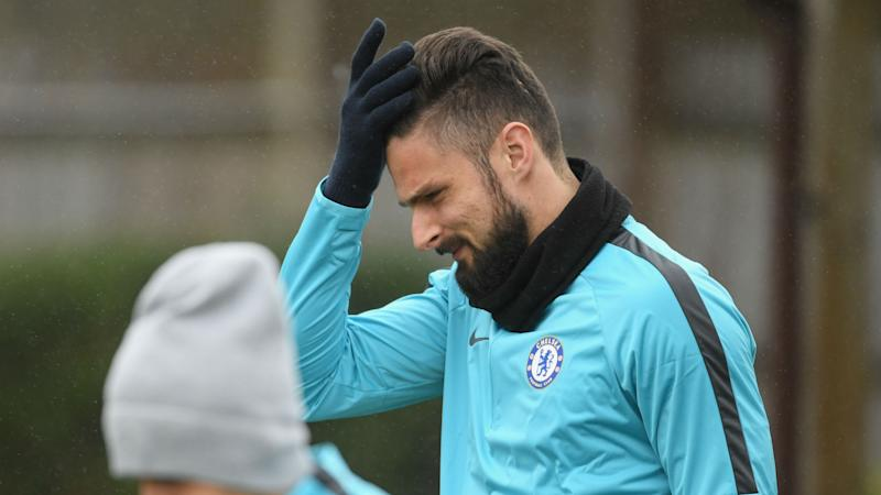 Chelsea are not in crisis, Giroud insists