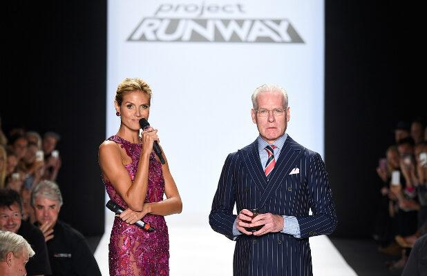 How 'Project Runway' Stars Tim Gunn and Heidi Klum Decided to 'Jump Ship' to Amazon Together