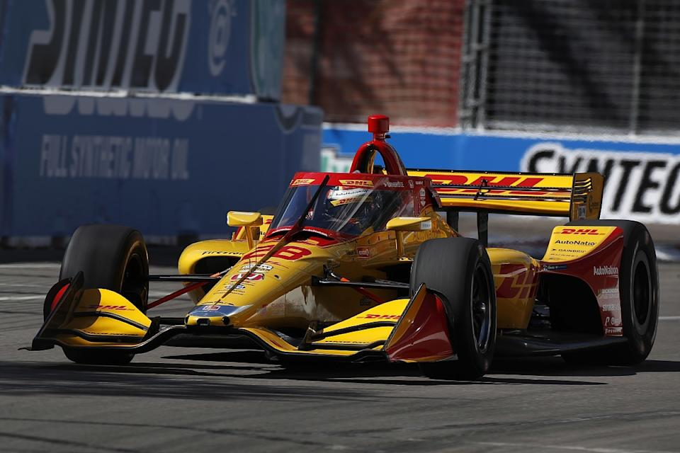 Hunter-Reay set to stay at Andretti for 2021
