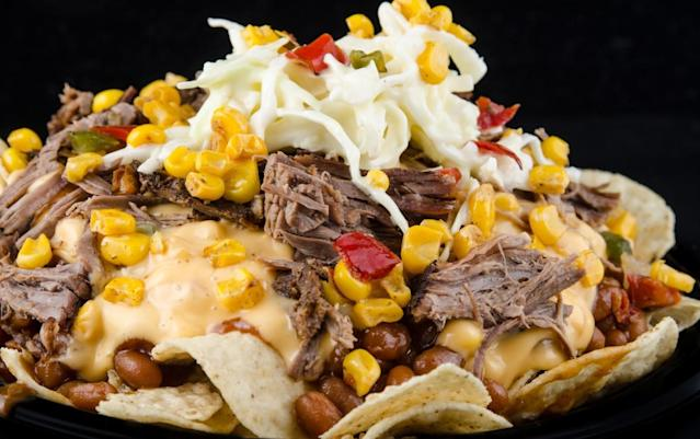 "The <a class=""link rapid-noclick-resp"" href=""/mlb/teams/kan/"" data-ylk=""slk:Kansas City Royals"">Kansas City Royals</a>' Brisket-Acho (MLB)"