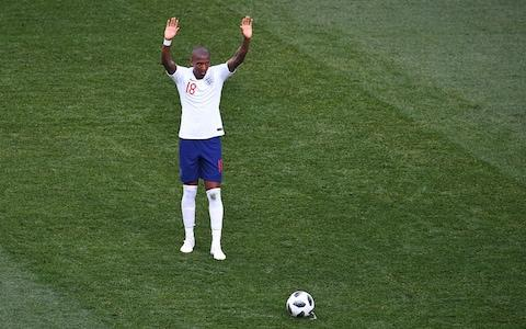 Ashley Young - Credit: JOHANNES EISELE/AFP/Getty Images