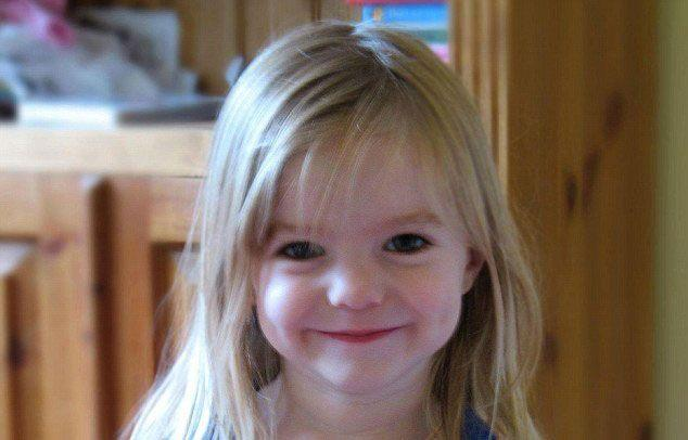 Police searching for missing toddler Madeleine McCann are still hopeful that she may yet be found alive. Source: Supplied.