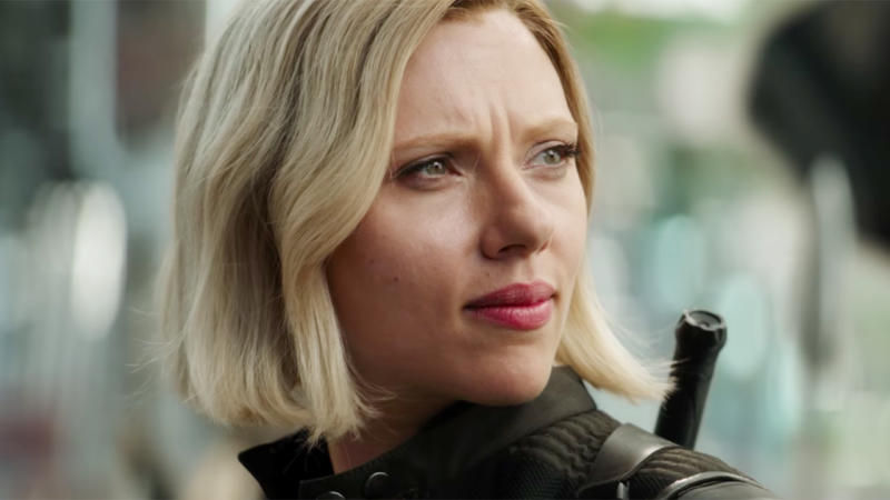 Marvel Phase 4: Black Widow