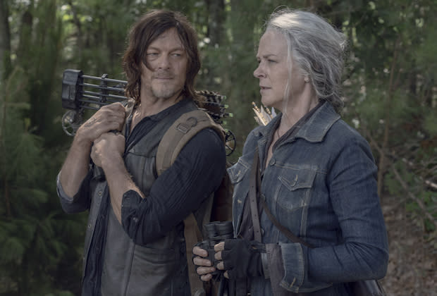 Bad news just dropped for The Walking Dead season 11