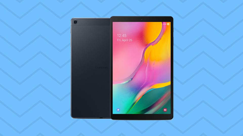 This Samsung Galaxy Tab A 10-inch tablet is on sale for just $226. (Photo: Amazon)