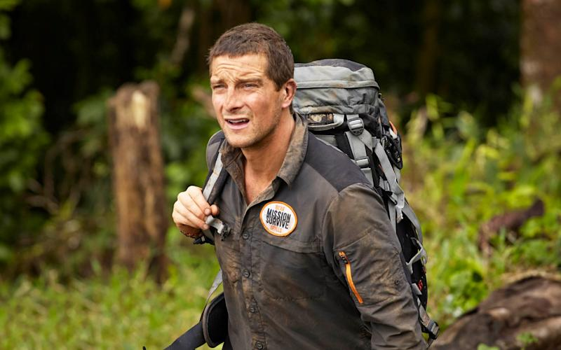 Young Bear Grylls will follow the adventures of 12-year-old Bear in a new animated series - Television Stills