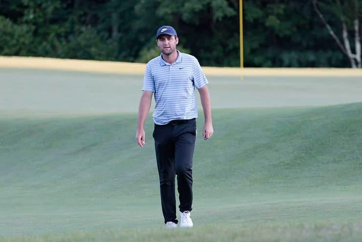 Awesemo's expert picks for the CJ Cup and the PGA DFS Yahoo Cup fantasy golf picks this week, including Marc Leishman and Scottie Scheffler.