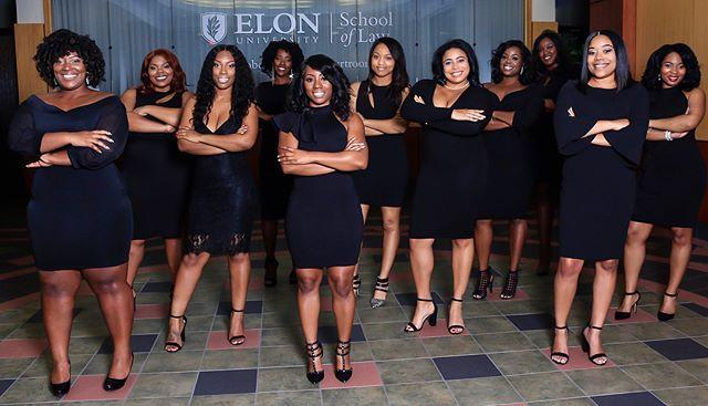 Their little black dress graduation photo shoot may empower other women to chase their dreams. (Photo: One Vision Studios, LLC)