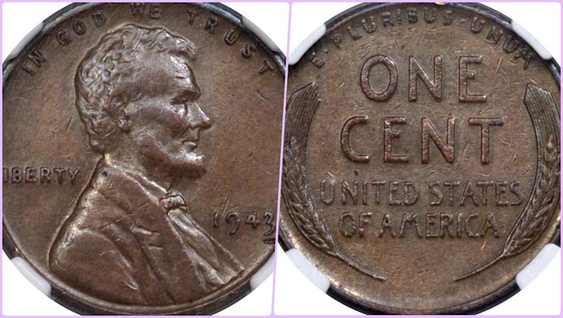 Rare 1943 Copper Lincoln Penny Found by Massachusetts Teen: Lucky Lunch Proved to Be Worth $1.7 Million