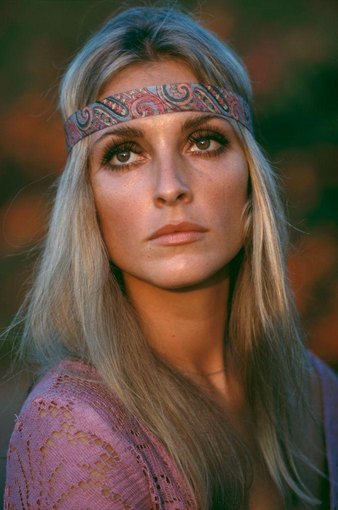 <p>In the late '60s, Tate became synonymous with the flower child era and was often regarded as a modern or unconventional figure. </p>