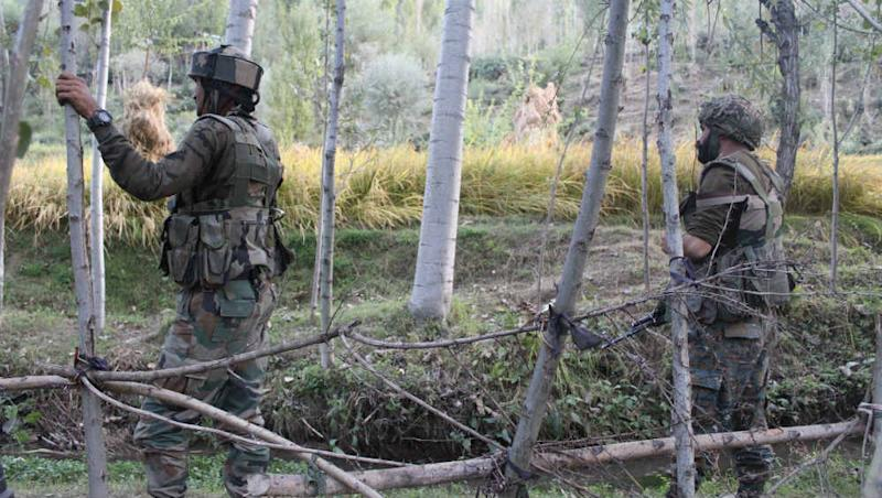 Jammu and Kashmir: 4 Militants Killed in Pulwama Encounter