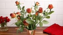"""<p>Bring home the bae-con this Valentine's Day.</p><p>Get the recipe from <a href=""""https://www.delish.com/cooking/recipes/a51479/bacon-bouquet-recipe/"""" rel=""""nofollow noopener"""" target=""""_blank"""" data-ylk=""""slk:Delish"""" class=""""link rapid-noclick-resp"""">Delish</a>.</p>"""