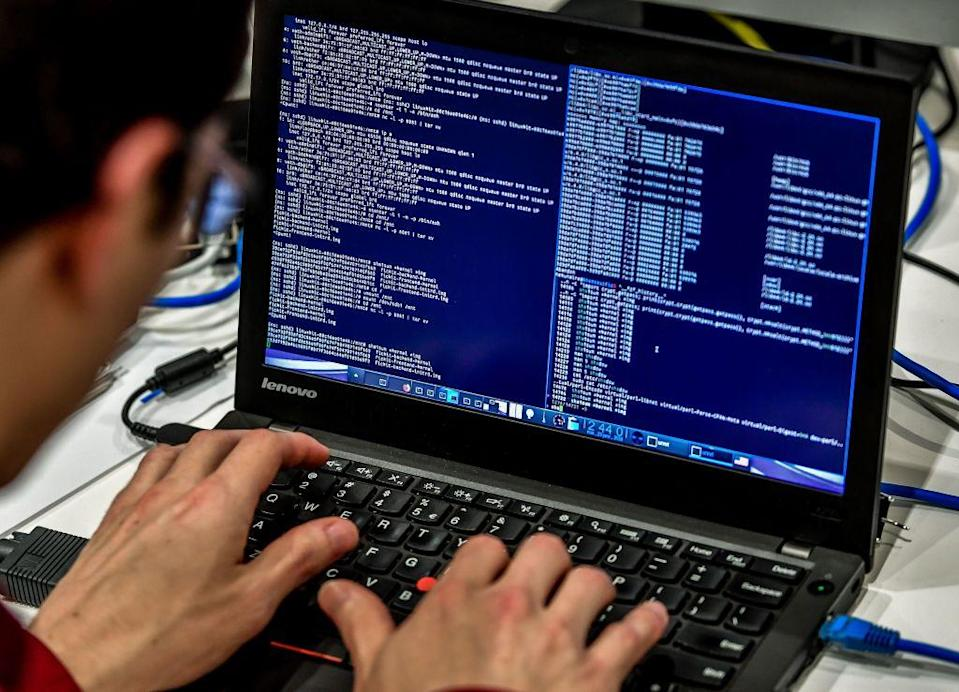 Installing anti-virus software is an easy way to prevent malware. (Getty)