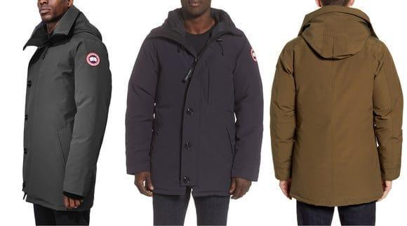 The best Christmas gifts for men: Canada Goose Chateau Slim Fit Down Parka