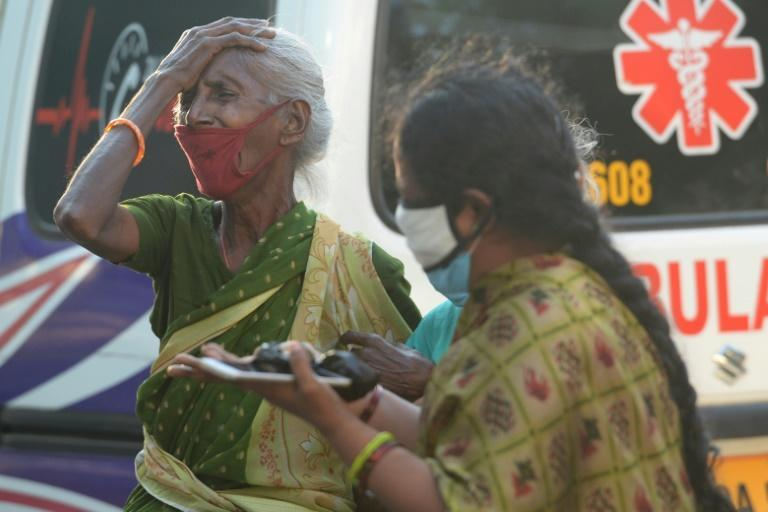India has reported more than 31 million infections, a number second only to United States cases