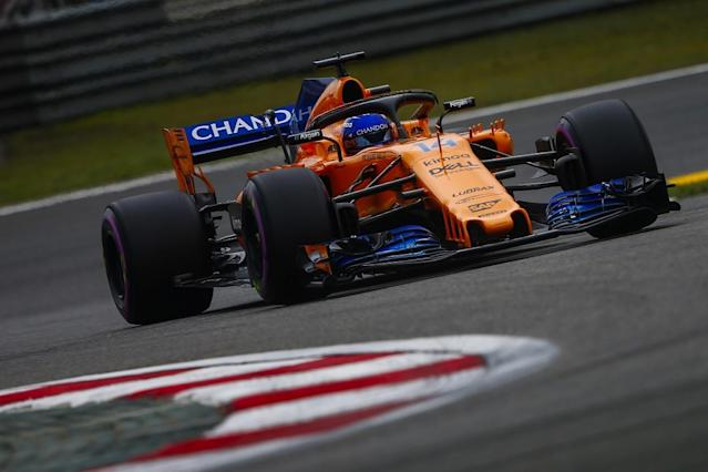"Fernando Alonso says 13th position was the ""maximum"" the McLaren Formula 1 team could have hoped for in Chinese Grand Prix qualifying"