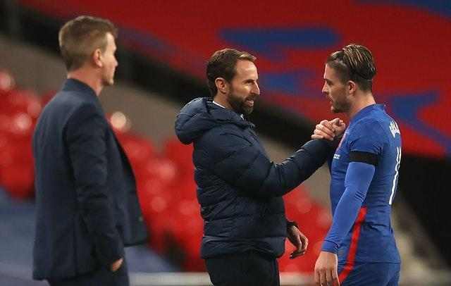 Southgate saw the likes of Jack Grealish shine during the recent international break.