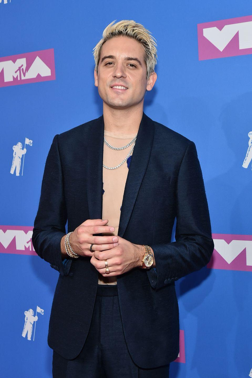 """<p><strong>Born:</strong> Gerald Earl Gillum</p><p>Speaking with <em><a href=""""https://www.interviewmagazine.com/music/discovery-g-eazy"""" rel=""""nofollow noopener"""" target=""""_blank"""" data-ylk=""""slk:Interview"""" class=""""link rapid-noclick-resp"""">Interview</a></em> in 2012, G-Eazy explains how he coined his stage name. """"It came about 10 years ago now. Times were different then,"""" he said. """"The name probably sounded cool to me when I was 13, [like G-Unit]. The climate has definitely changed since: the fashion trends, the style of music I listen to.""""<br></p>"""