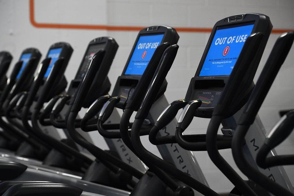 The Gym Group has reported a 'rapid recovery' in member numbers after reopening sites (Kirsty O'Connor/PA) (PA Archive)