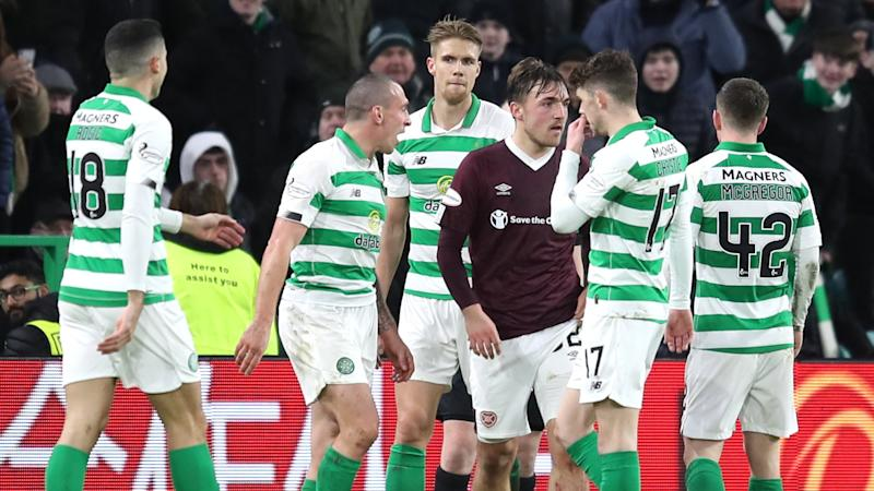 Hearts without suspended Langer at home to Hamilton