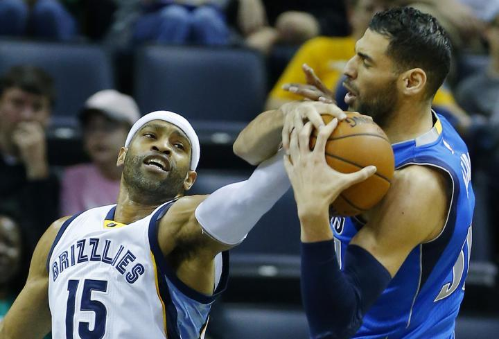 Memphis Grizzlies vs Dallas Mavericks - NBA
