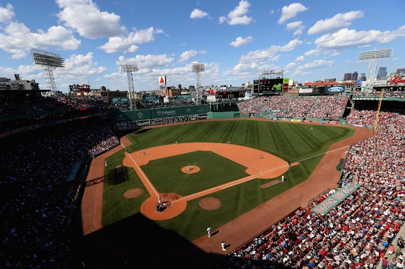 Hotels Near Fenway Stadium