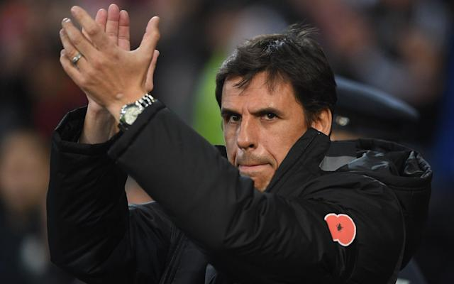 Chris Coleman is set to take over at Sunderland after he stood down as Wales manager on Friday - Getty Images Europe