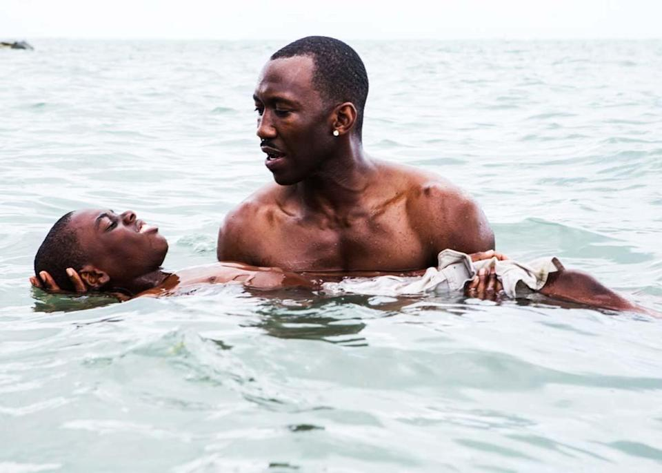 "<p>The controversial Best Picture winner that bested <em>La La Land</em> is powerful on more than a couple levels. Diving into the complexity of being queer in the black community, <em>Moonlight</em> follows a young black man as he comes of age and grapples with his sexual identity and the pressures that his world impresses upon him.</p><p><a class=""link rapid-noclick-resp"" href=""https://www.netflix.com/watch/80121348?trackId=13752289&tctx=0%2C0%2C20359de1-6a86-4425-b415-ea481dc9bcbb-92066860%2C%2C"" rel=""nofollow noopener"" target=""_blank"" data-ylk=""slk:Watch Now"">Watch Now</a></p>"