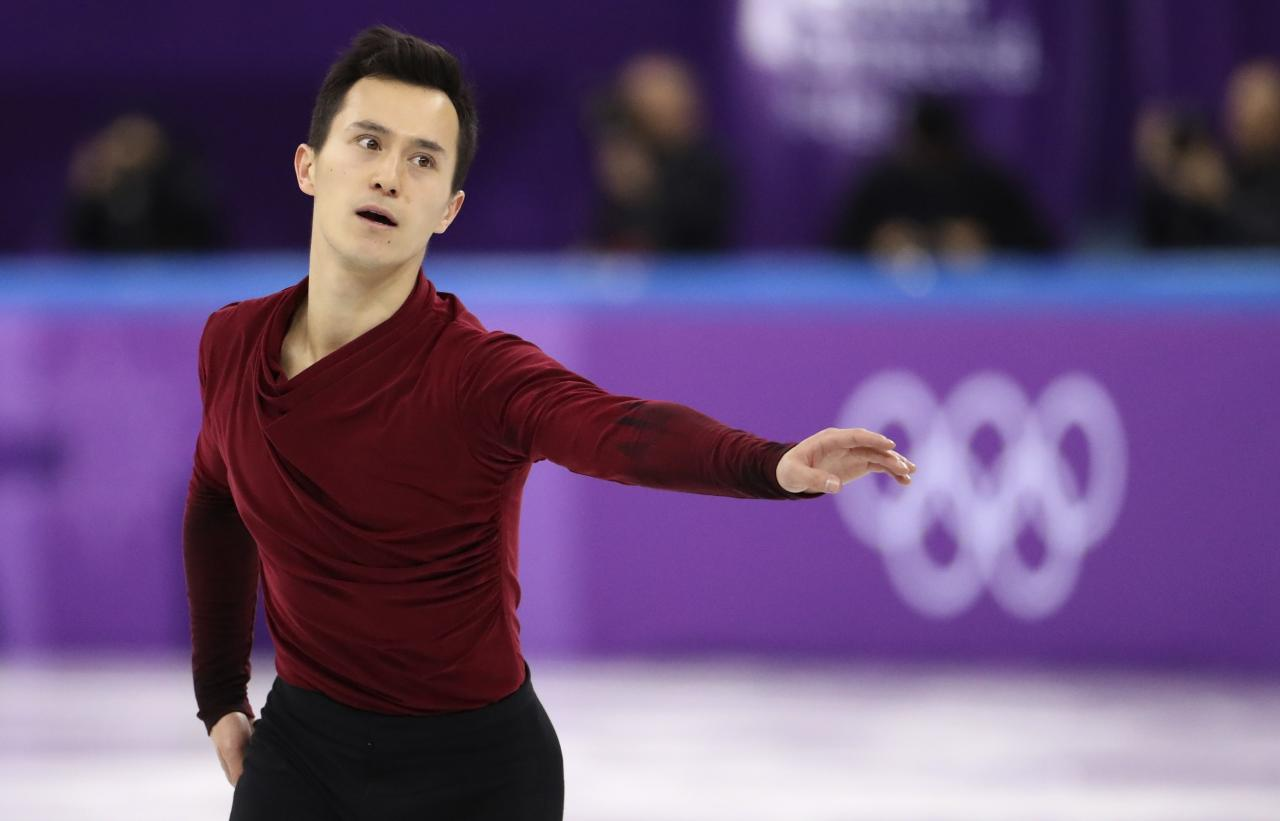 <p>Patrick Chan helped Canada win gold in the team competition by taking fourth and first in the short and free program respectively. He also has two silver medals from the Sochi games. </p>