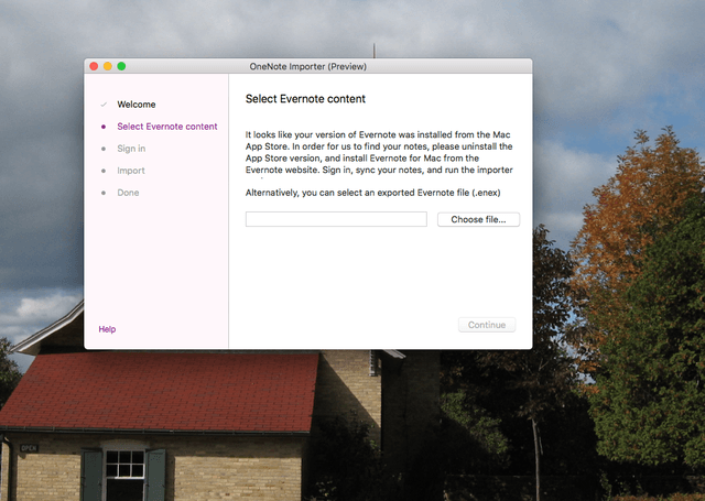 Mac Evernote users can now quickly switch to OneNote