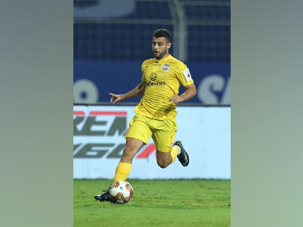 Hugo Boumous is banned for MCFC's remaining League stage games (Image: ISL)