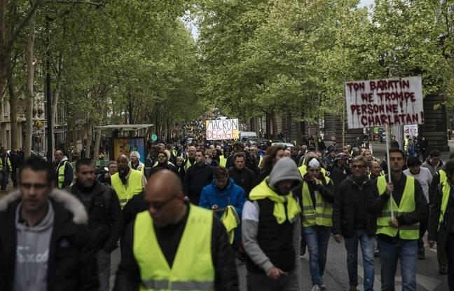 VIDEO. Défilé du 1er mai: 315 placements en garde à vue à Paris
