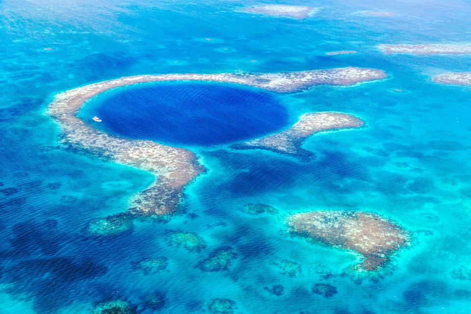 8 Amazing Things You Didn't Know About the Great Blue Hole; Kimberly Holland; Coastal Living