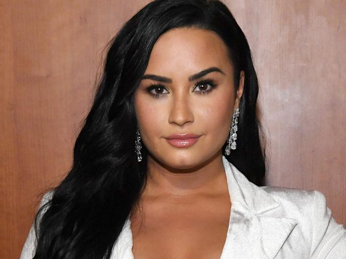 demi lovato january 2020