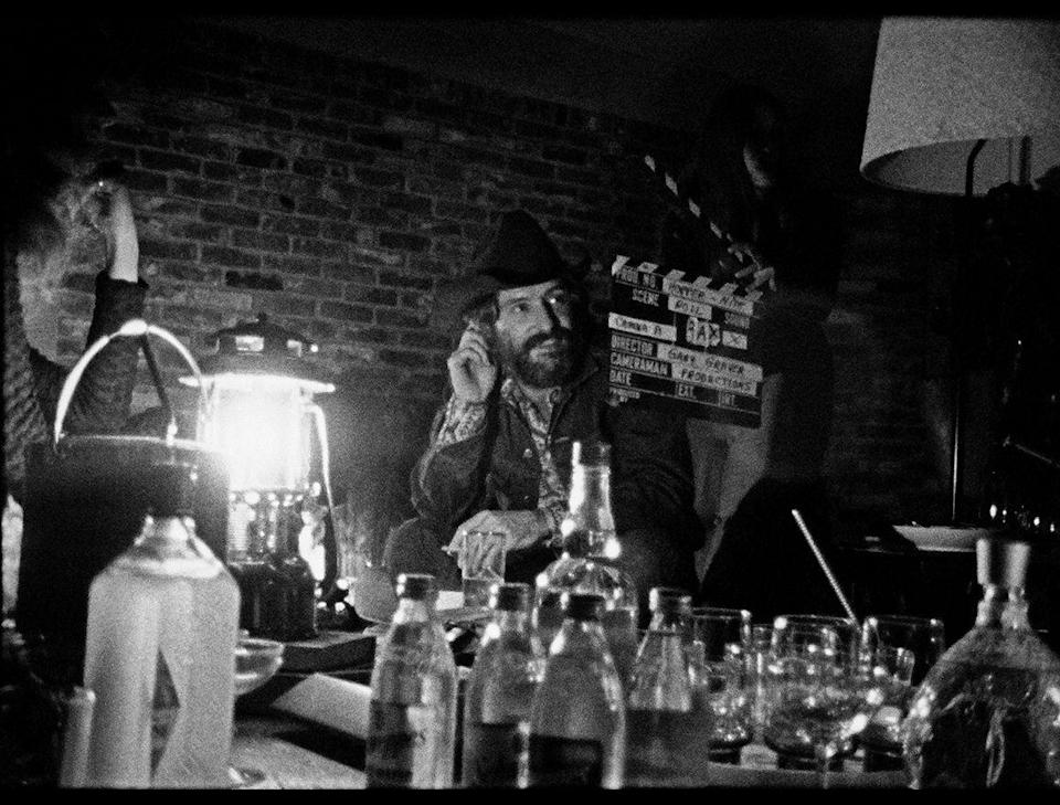 <p>In 1970, Dennis Hopper's star was still ascendent—while Orson Welles's was not. In November of that year, the two met for a long, winding fireside conversation of unique insight and honestly. Of course, Welles captured it all on film. Now, the complete footage will be shown for the first time; a must-see for film fanatics and Old Hollywood history buffs alike. </p>