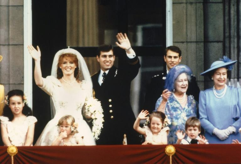 As a young man, Andrew was seen as one of the world's most eligible bachelors and was linked to a string of women before he married Sarah Ferguson in 1986