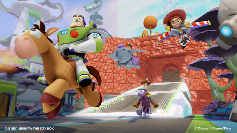 Get a Free Wii U Version of Disney Infinity If You Already Own it for Wii