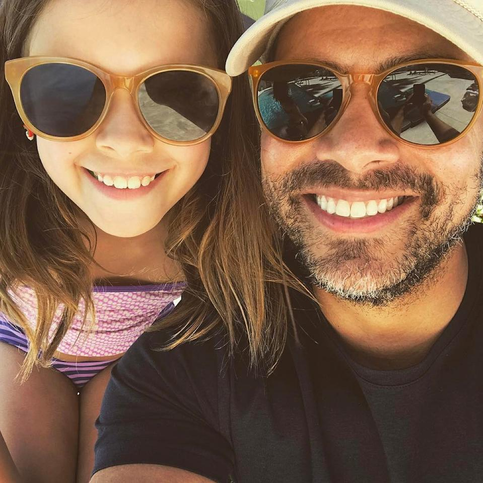 """<p><b>""""Her mom thinks we look alike. I don't see it. Starting to wonder if she's even my child. Have I been duped??!!""""</b>- Cash Warren, poking fun at <a rel=""""nofollow"""" href=""""http://people.com/babies/cash-warren-daughter-honor-looks-like-him/"""">his and daughter Honor's resemblance</a>, on Instagram</p>"""