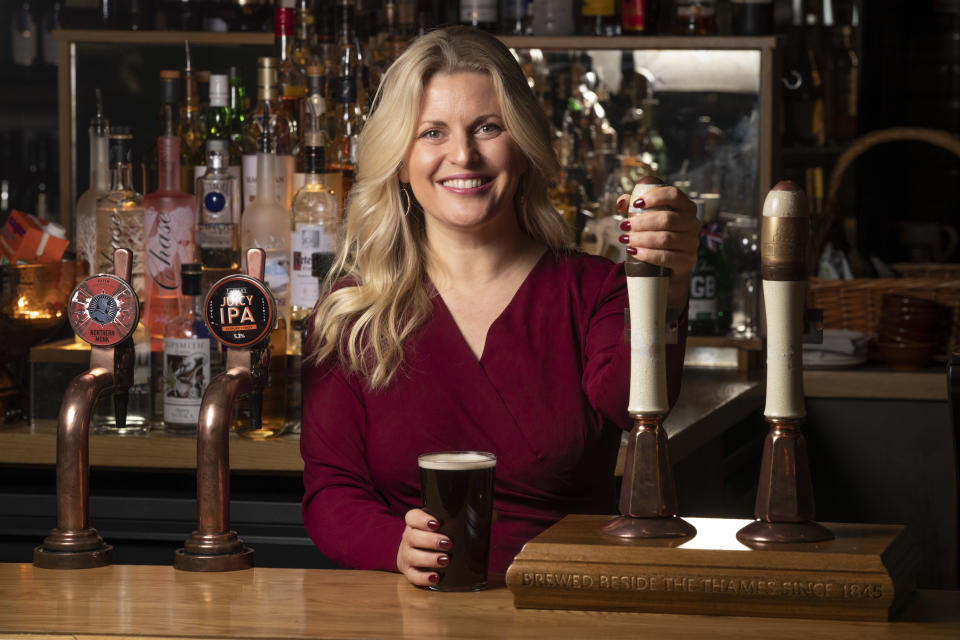 Emma McClarkin, chief executive of the British Beer and Pub Association. Photo: British Beer and Pub Association