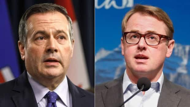Alberta Premier Jason Kenney and Health Minister Tyler Shandro updated Albertans Friday on the distribution of COVID-19 vaccines in the province.