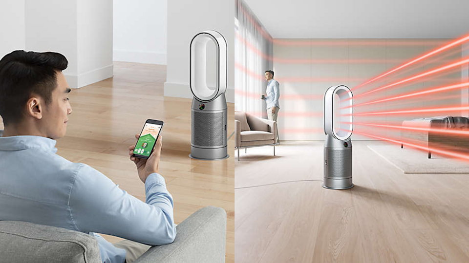 What could be better than clean air being filtered throughout your home?