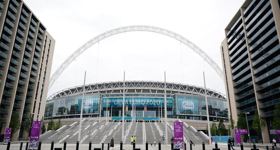 The FA has linked up with the Alzheimer's Society (Zac Goodwin/PA) (PA Wire)