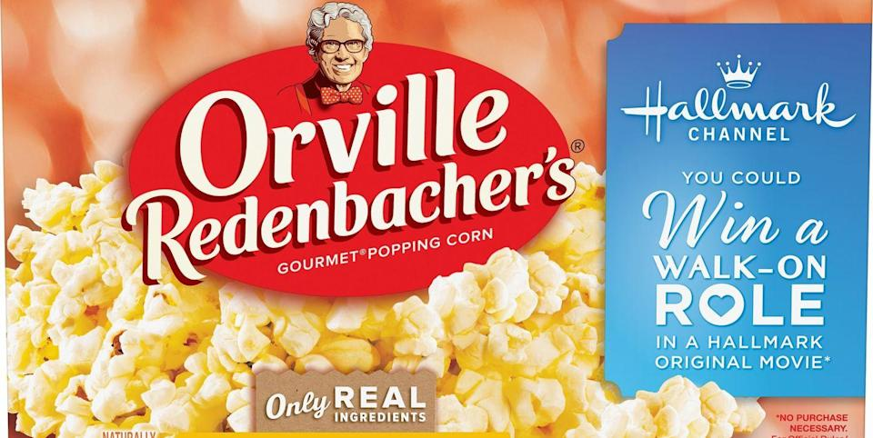 Photo credit: Orville Redenbacher's