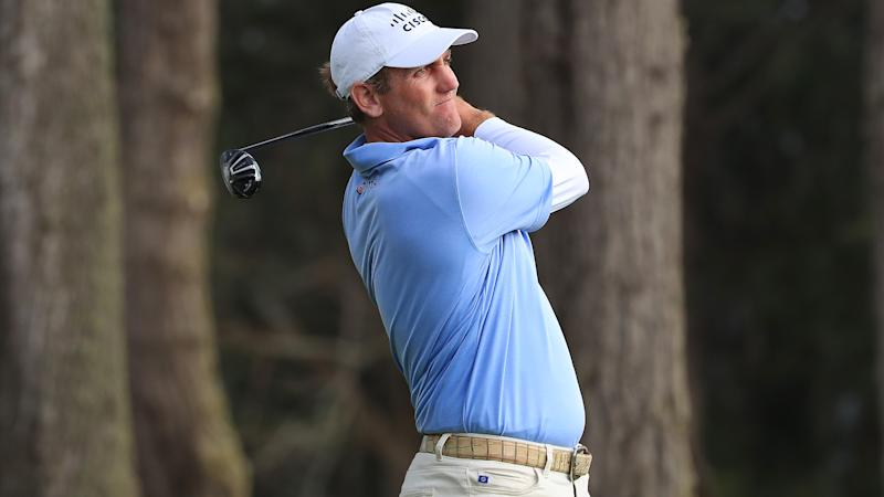 Todd thrilled with 'lights-out' putting at US PGA