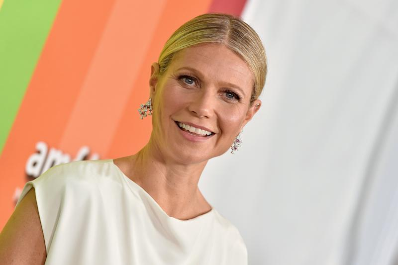 LOS ANGELES, CALIFORNIA - OCTOBER 10: Gwyneth Paltrow attends the 2019 amfAR Gala Los Angeles at Milk Studios on October 10, 2019 in Los Angeles, California. (Photo by Axelle/Bauer-Griffin/FilmMagic)