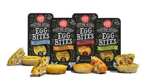 The latest ready-to-eat product from Vital Farms, Egg Bites are a convenient and high protein breakfast made with ethically sourced ingredients