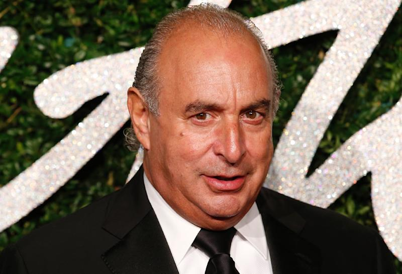Sir Philip Green to payout to BHS pensioners