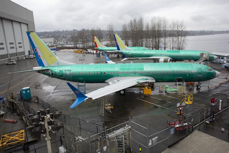 Boeing's 737 Max May Make 'Phased' Return, CEO Says